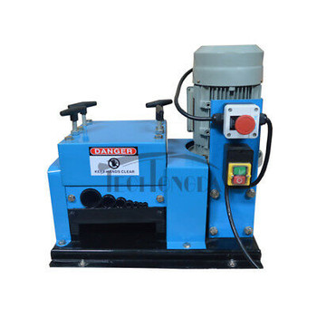 110V1.5Kw 5 Blades Automatic Cable Wire Stripper Stripping Machine Diamete1-42Mm