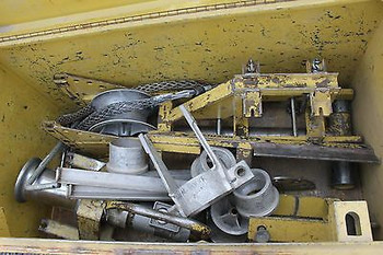 Enerpac Cp-1000 Cable Puller Loaded