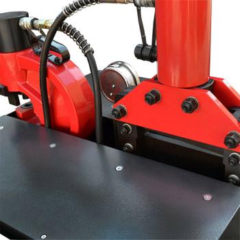 3 In 1 Busbar Machine Cutter, Puncher, Horizontal and Vertical Bender 35-50 Ton