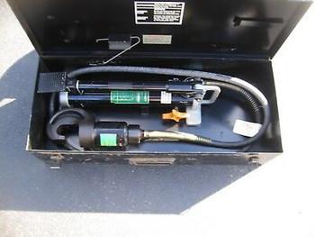 Burndy Y44Bh-2 Hydraulic Hypress With Y8Fp Pump