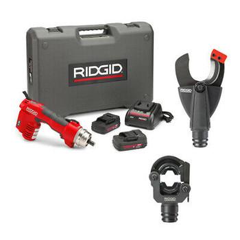 Ridgid 56498 Re 6 Electrical Tool Cut & Crimp Kit