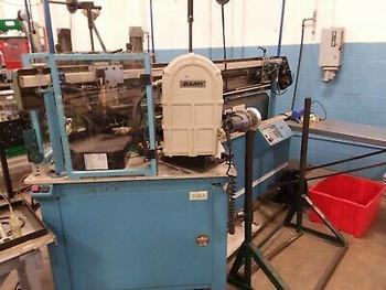 Amp Cls Ii Cut Strip Terminate Wire Processing Machine