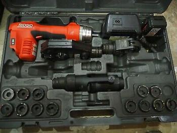Ridgid  Re 6 Electrical Tool Kit