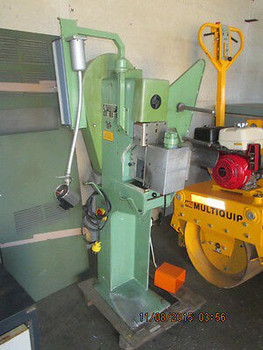Espa / Grote And Hartman / Schleuniger Crimp Press Model Am 21 Terminal Machine