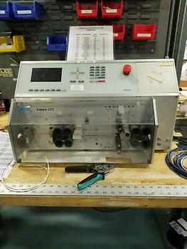 Komax Kappa 225 Wire Processor