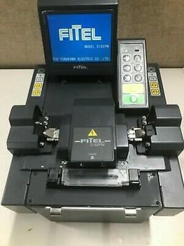 Fitel S182Pm Polarization Maintaining Optical Fiber Fusion Splicer