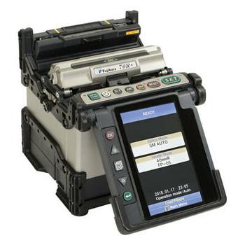 Fsm-70R12+  Fujikura Fusion Splicer Kit ; Cleaver W/ Battery