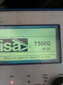 Isa T 3000 - Substation Maintenance Commissioning Test Equipment Omicron Cpc100