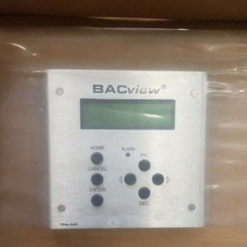 New BACview 5 Controller