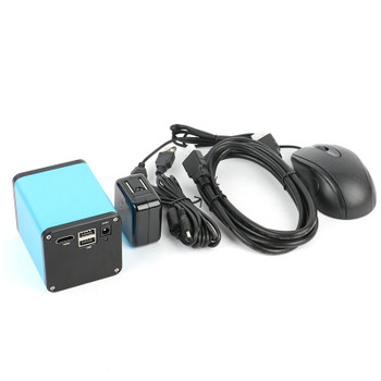 Autofocus 1080P 60FPS SONY SENSOR IXM290 HDMI Video Industry Auto Focus Microscope Camera 180X Lens Work System For Phoen Repair