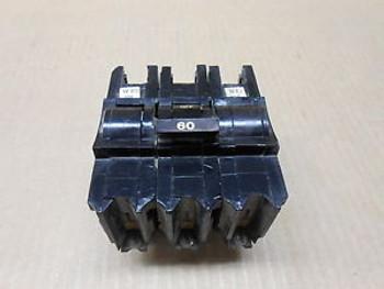 1 FPE NA NA360 60 AMP 3 POLE 120/240 VAC CIRCUIT BREAKER STAB-LOK