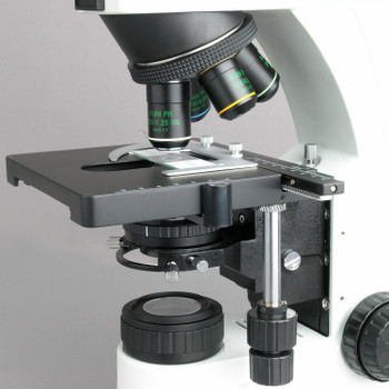 100X-1000X Plan Infinity Kohler Laboratory Research Microscope with 1080p HDMI Camera