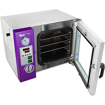 0.9CF BVV ECO Vacuum Degassing Oven