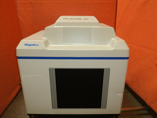 Rigaku R Axis IV++ X-Ray System w/ Cooler System, Beam Generator, Trap Assembly