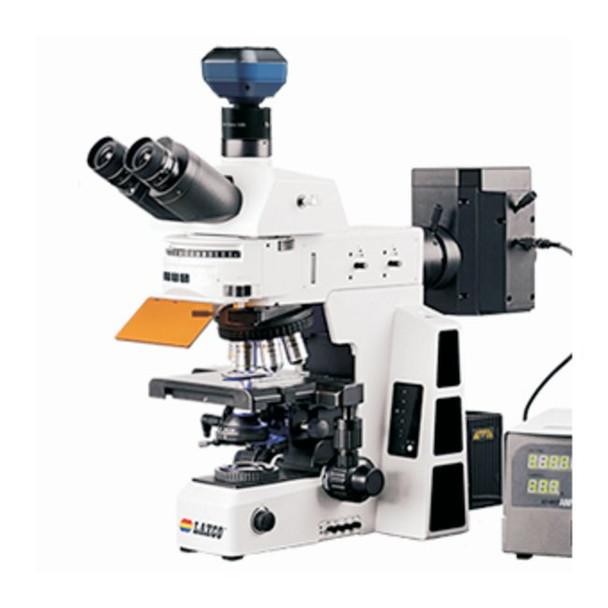 Laxco™ LMC-5000 Series Clinical Microscope, FISH Fluorescence Configuration, Filter Set B