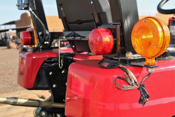 2020 TYM Tractors T24HST-TL 24HP (bhp) 4x4 Tractor Loader Free Box Blade