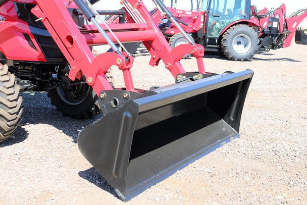 2020 TYM Tractors T47HSTC-TL CAB Tractor 48HP 4x4 HYSTAT WITH BOX BLADE