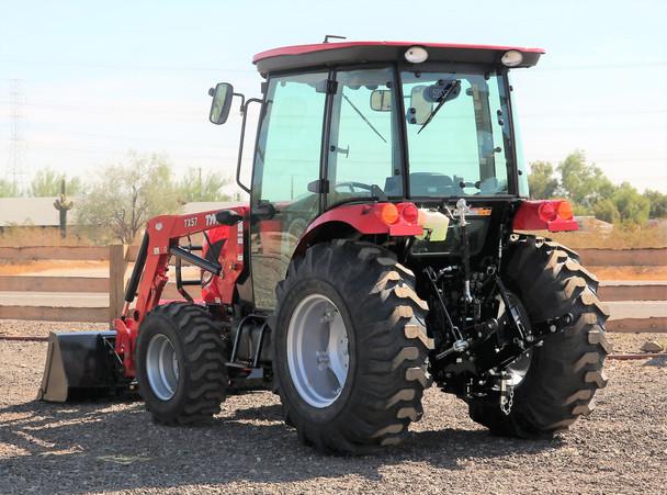 2020 TYM Tractors T49HSTC-TL CAB Tractor 48HP 4x4 Diesel HYSTAT