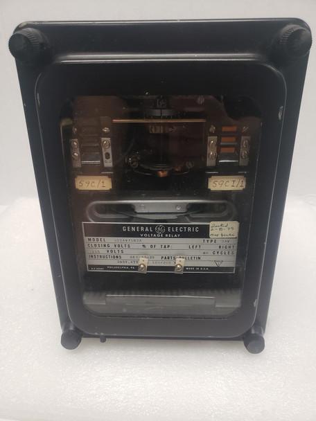 General Electric 12IAV71B2A Voltage Relay 12 IAV 71B2A GE IAV 115 Volts 60 Cy