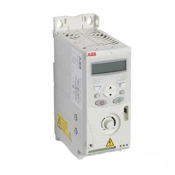 ABB ACS150-01U-09A8-2 Low Voltage Micro AC Drive 3 HP 1PH 200/240V 9.8A R2