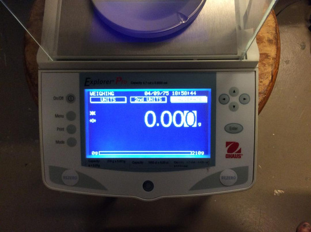 Ohaus Explorer Pro EP213N Precision Balancer scale. EP213N. Free Shipping in USA mainland