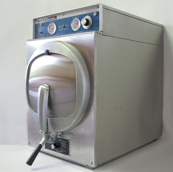 New Market Forge STM-E Sterilmatic Autoclave Sterilizer