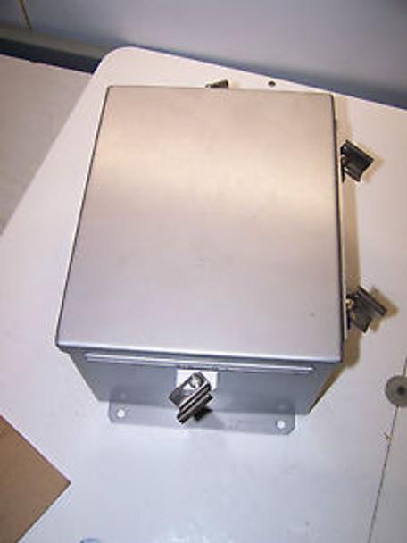 Hoffman Polycarbonate Enclosure E302018PPT Nema 4x Enclosure Inculdes Backplate