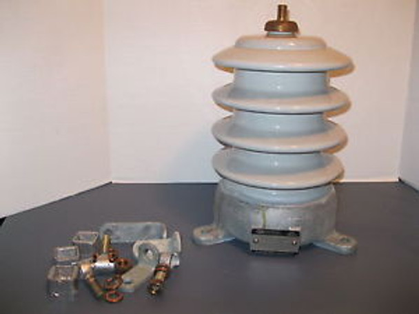 Ohio Brass Thorex Surge Lightning Arrester 9KVa Series 5 Model 211529 New