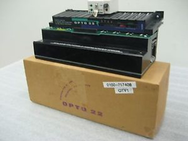 OPTO 22 Remote Analog 8 Channel Multifunction I/O Unit G4A8R NEW
