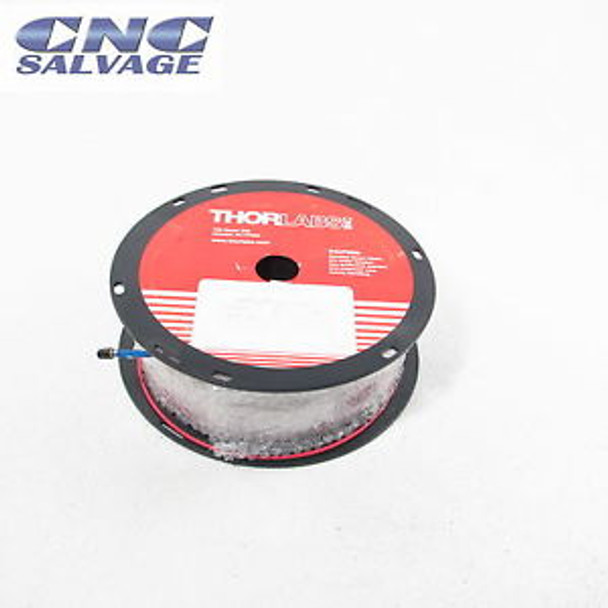 Thorlabs Hard Cladding Multimode Fiber Low Oh 25M Ft-600-Emt Ft600Emt New