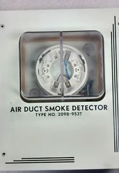 Buy Simplex Grinnell 2098 9537 Air Duct Smoke Detector