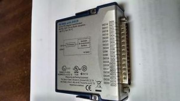 National Instruments Crio Ni 9403 Digital I/O Module D-Sub 32 Channel 7Us