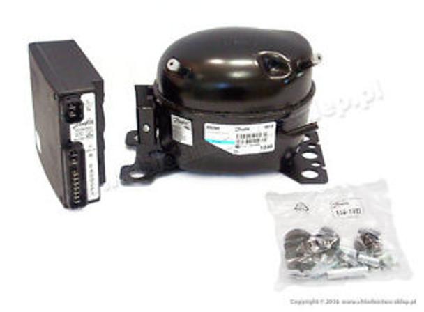 Compressor Danfoss Secop BD50F 101Z0220 R134a with starting device 195B0354  230V