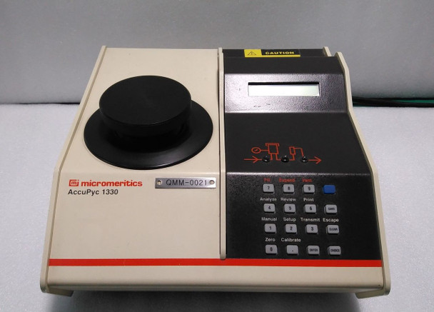 Micromeritics AccuPyc 1330 133/34010/00