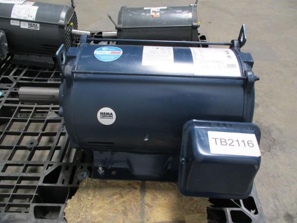 Century 850721Mj2 Electric Motor 30 Hp 230/460 V 3 Ph 1765 Rpm T121571