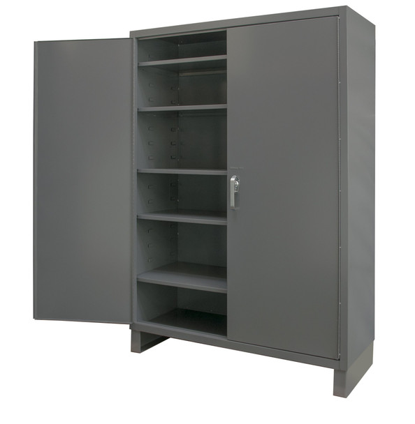 """Durham Cabinet, SSC-602484-5S-95,  24"""" Length x 60"""" width x 84"""" Height,  5 Shelves"""