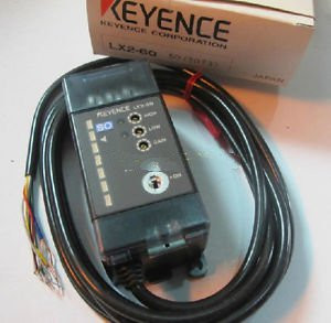 New Keyence Laser Sensor Lx2-60 Good In Condition For Industry Use