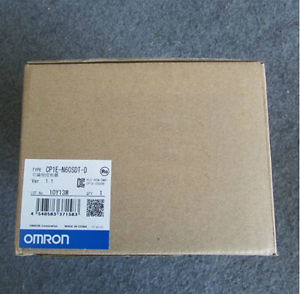 1Pcs New Omron Plc Controller Cp1E-N60Sdt-D In Box