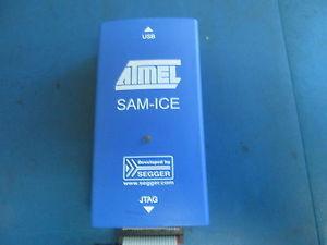 ATMEL SAM-ICE V  5 2 RoHS SN:20001545