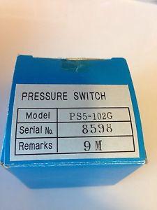 Copal PS5-102G Pressure Switch