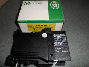 Klockner MOELLER Contactor Relay DIL R 40-G