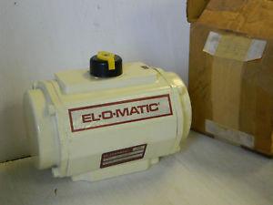 EL-O-MATIC PNEUMATIC ACTUATOR SR 15-14 Ser  P
