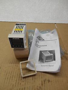 ATHENA 16PFS020-AZ-FY TEMPERATURE/ PROCESS CONTROLLER, 24 VAC/ VDC,