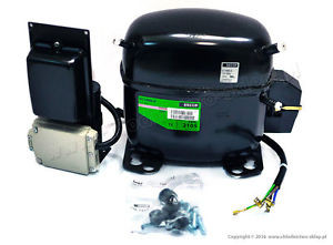 115V Compressor Secop Danfoss SC18MLX 104L2105 R404a/R507 195B4056
