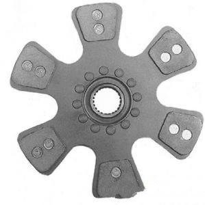 M3039683 14 Single Stage Clutch Disc (6-Large Pads)Massey Ferguson 2675 2705