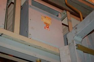 Challenger Electrical Equipment Corp  27Kva Dt-3 Transformer 3 Phase