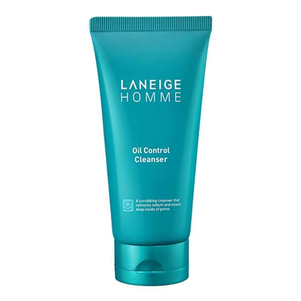 Laneige Homme Oil Control Cleanser