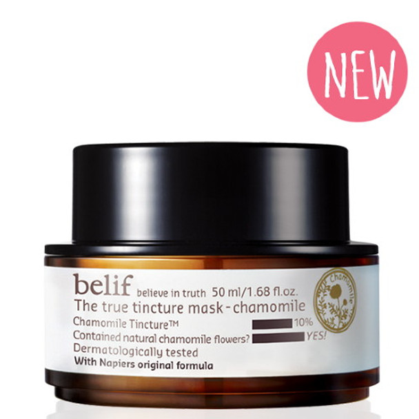 Belif The True Tincture Mask-chamomile