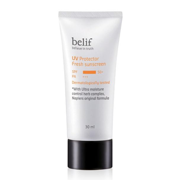 Belif UV Protector Fresh Sunscreen