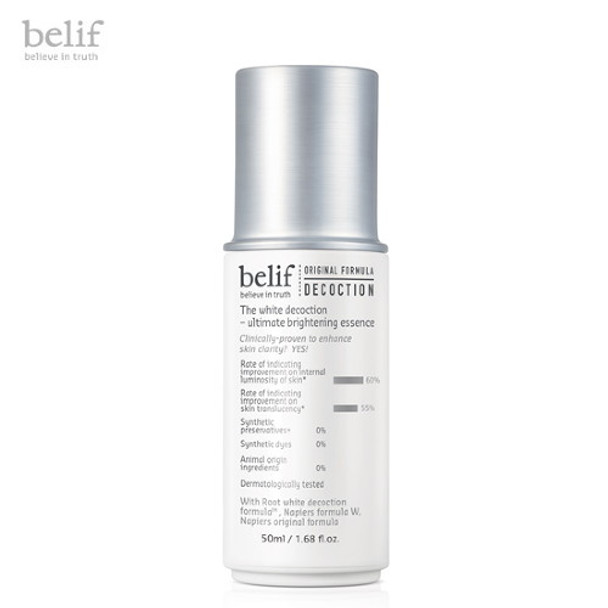 Belif The White Decoction - Ultimate Brightening Essence